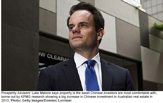 Prosperity's China Investor Roadshow featured in AFR Image