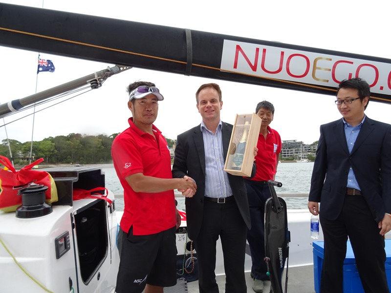 Prosperity Chinese Client to tackle Sydney to Hobart Image